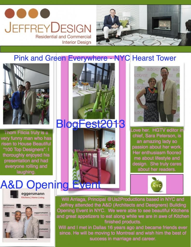 """Jeffrey Design Blog JPG - Blogfest2013 NYC Hearst Tower"""""""