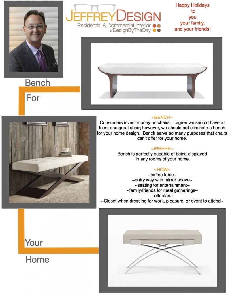 Jeffrey Design Blog JPG - Bench