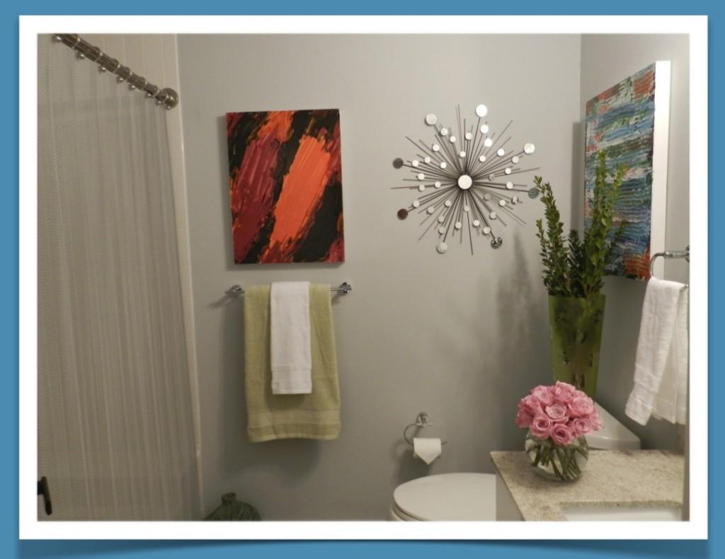 Cascade Coil Guest Bathroom