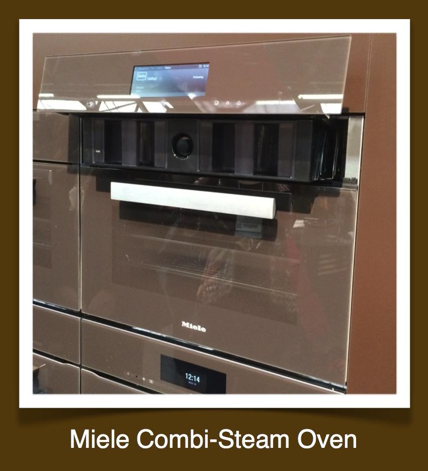 Jeffrey design blog jpg - Miele combi-steam oven