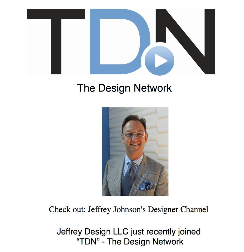 jeffrey design blog - the design network
