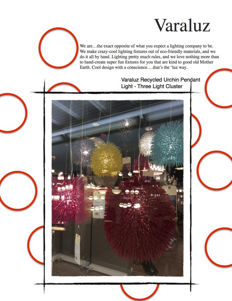 jeffrey design blog - varaluz urchin