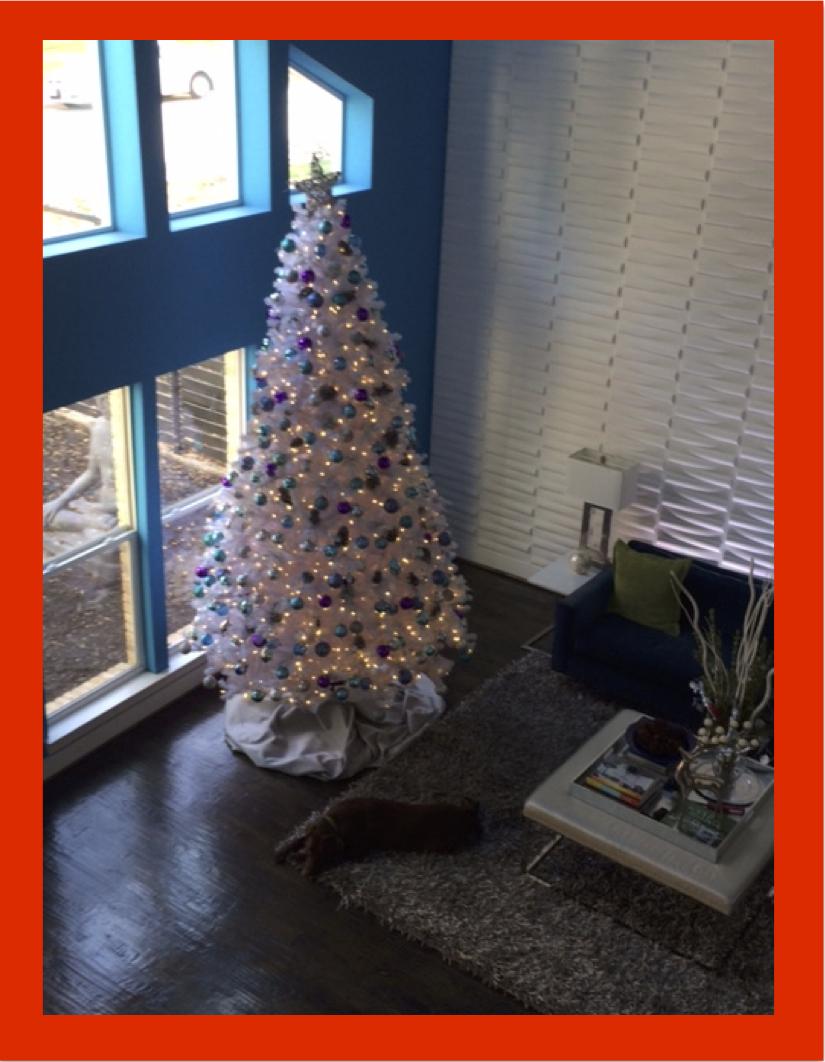 Christmas Tree 6809
