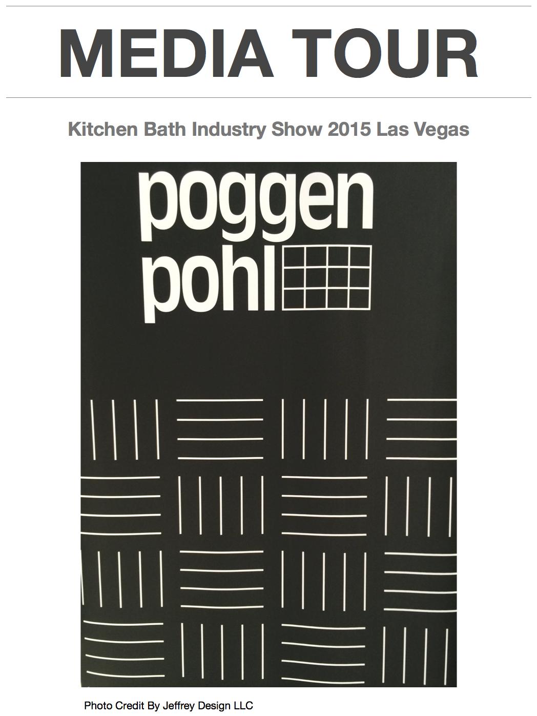 Poggenpohl Media Tour 2015