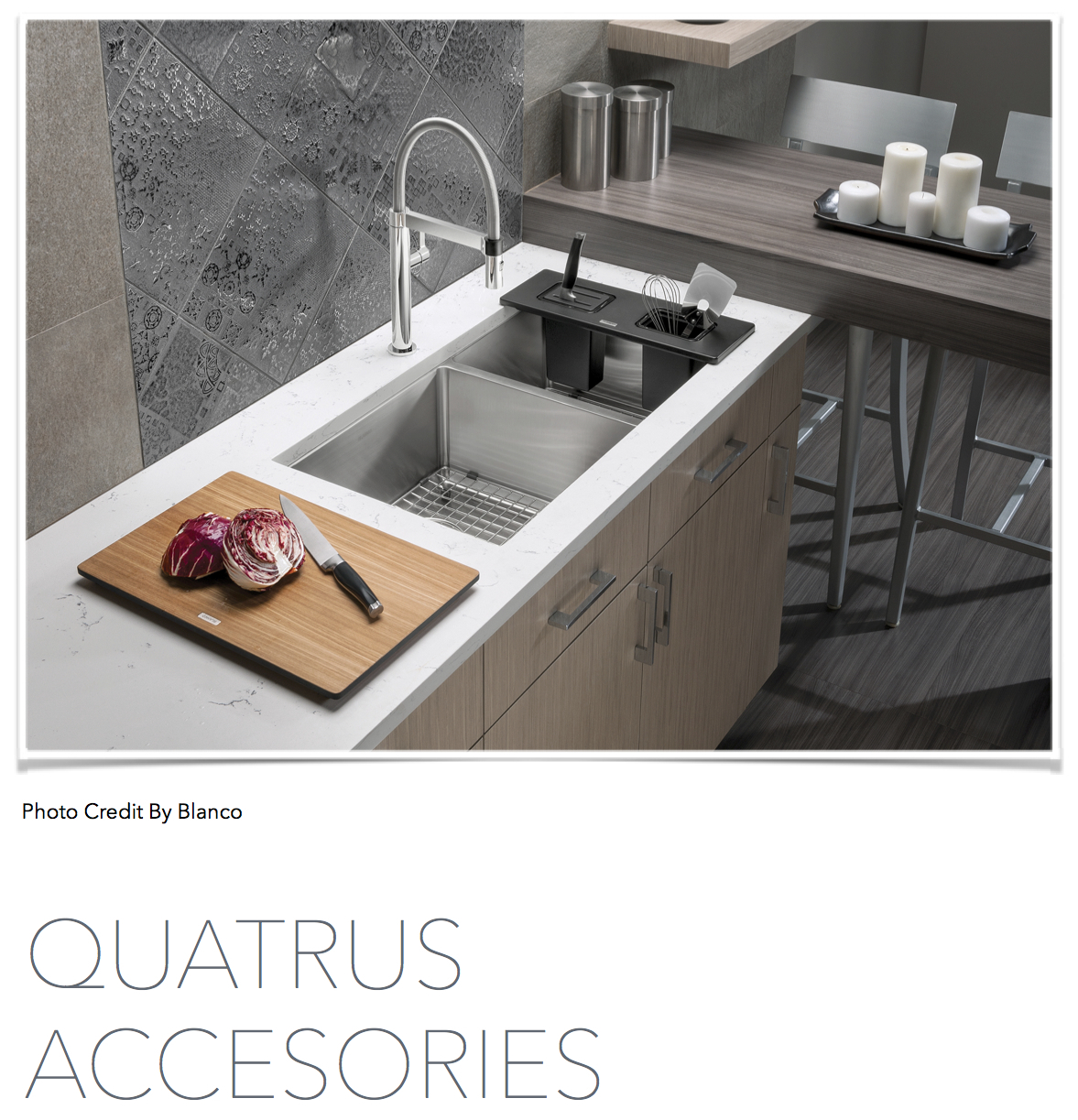 Quatrus Accessories