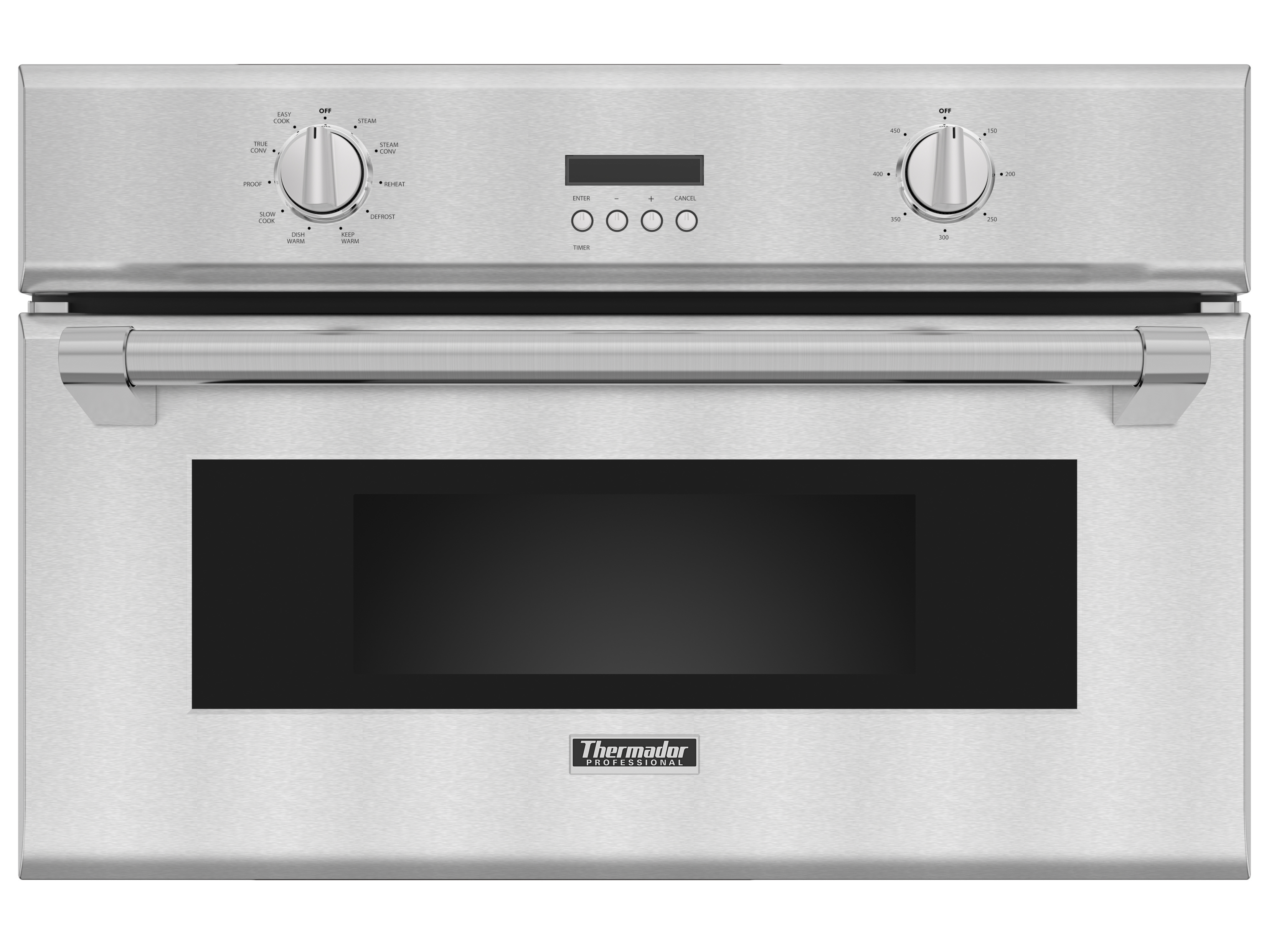 Built In Pro Steam and Convection Oven