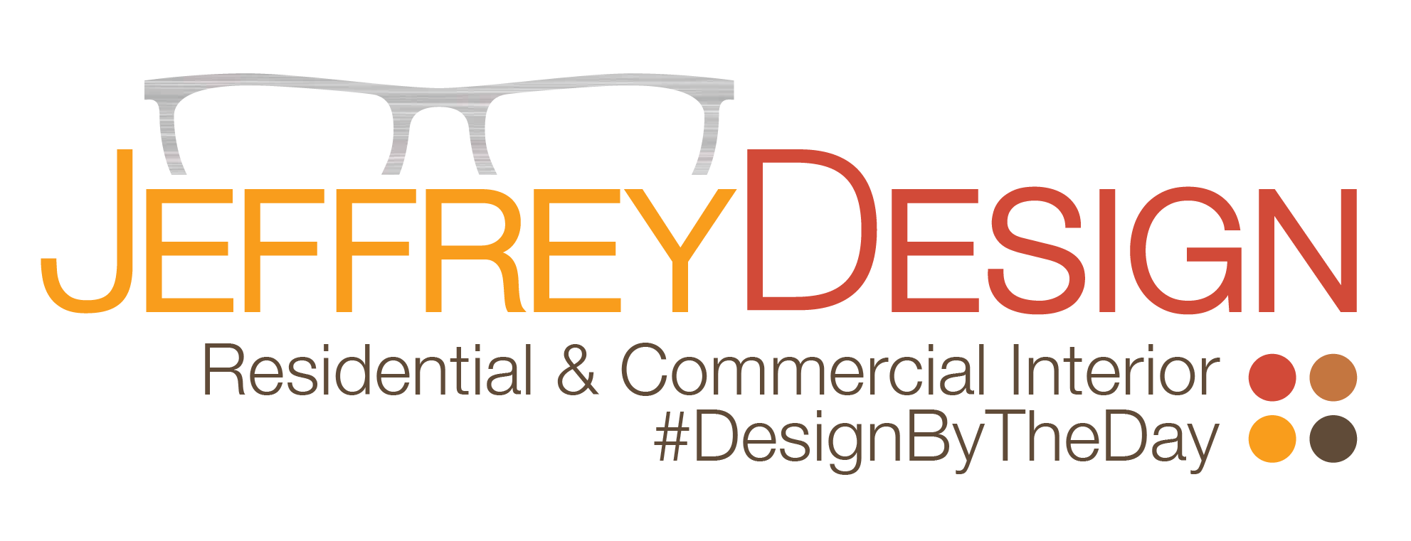 Jeffrey Design Logo - #designbytheday - XL