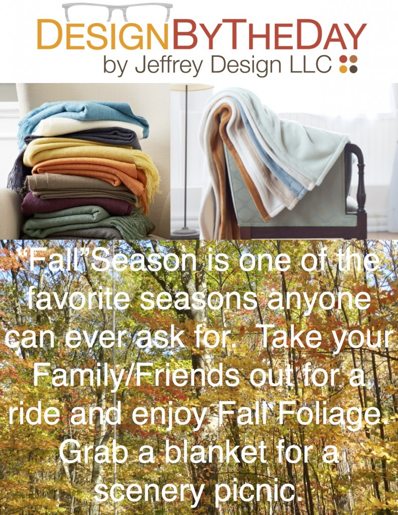 Design By The Day Blog JPG - Fall Blankets