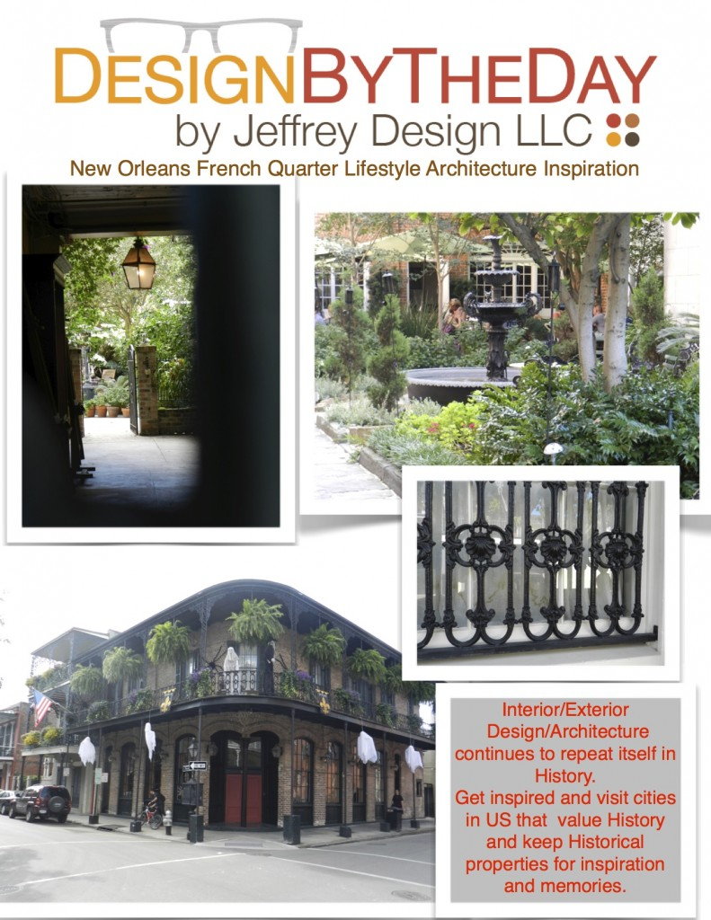 Design By The Day Blog JPG - New Orleans
