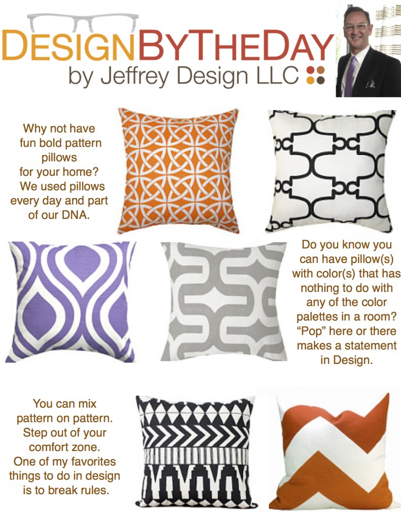 Design By The Day Blog JPG - Pillows