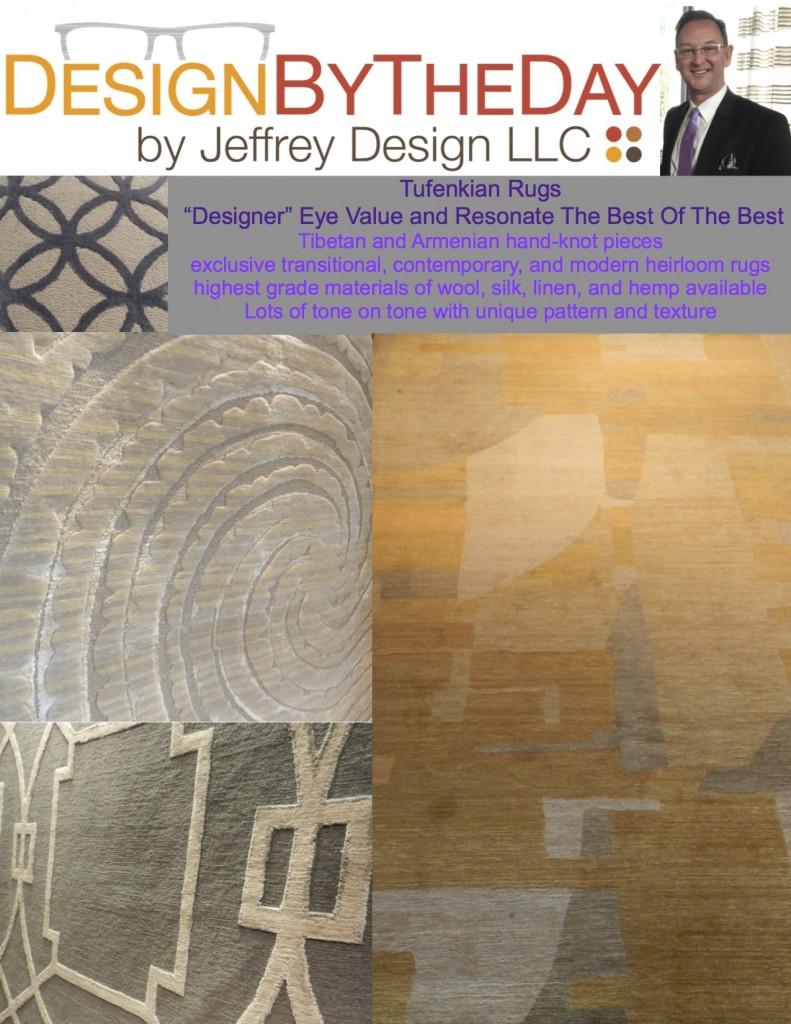 Design By The Day Blog JPG - Tufenkian Rugs