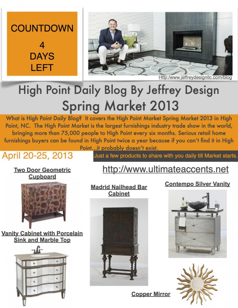 High Point Market Daily Blog 41613