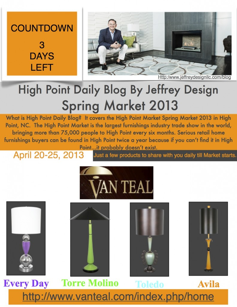 High Point Market Daily Blog 41713
