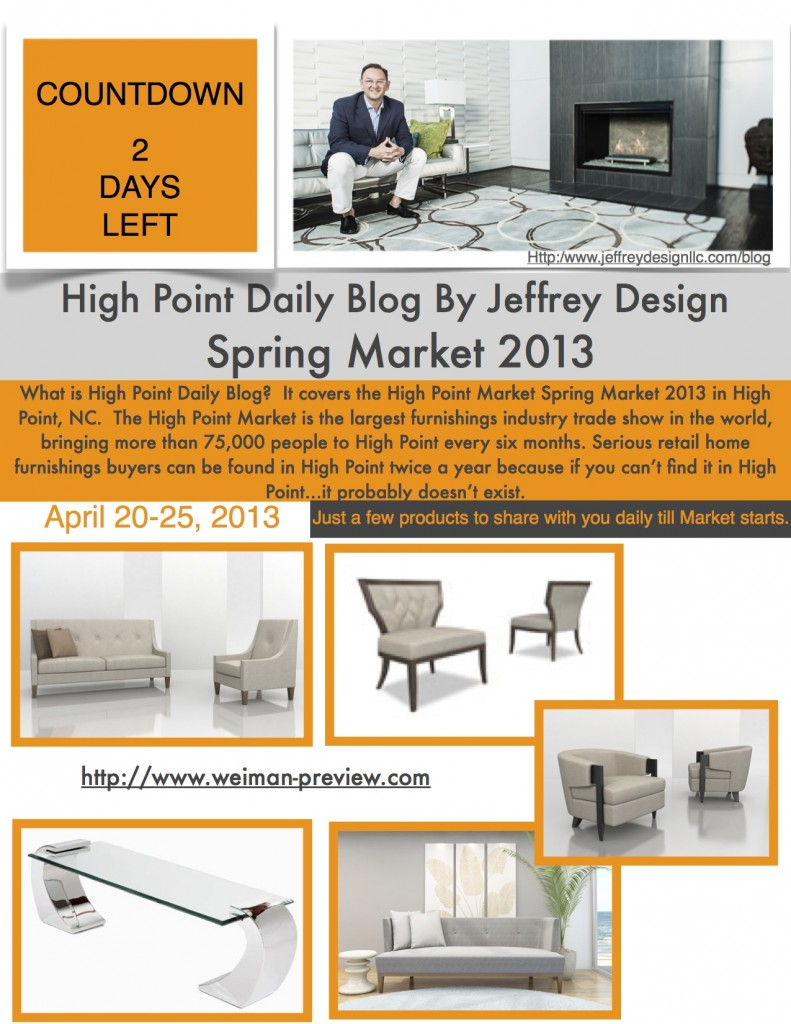 High Point Market Daily Blog 41813