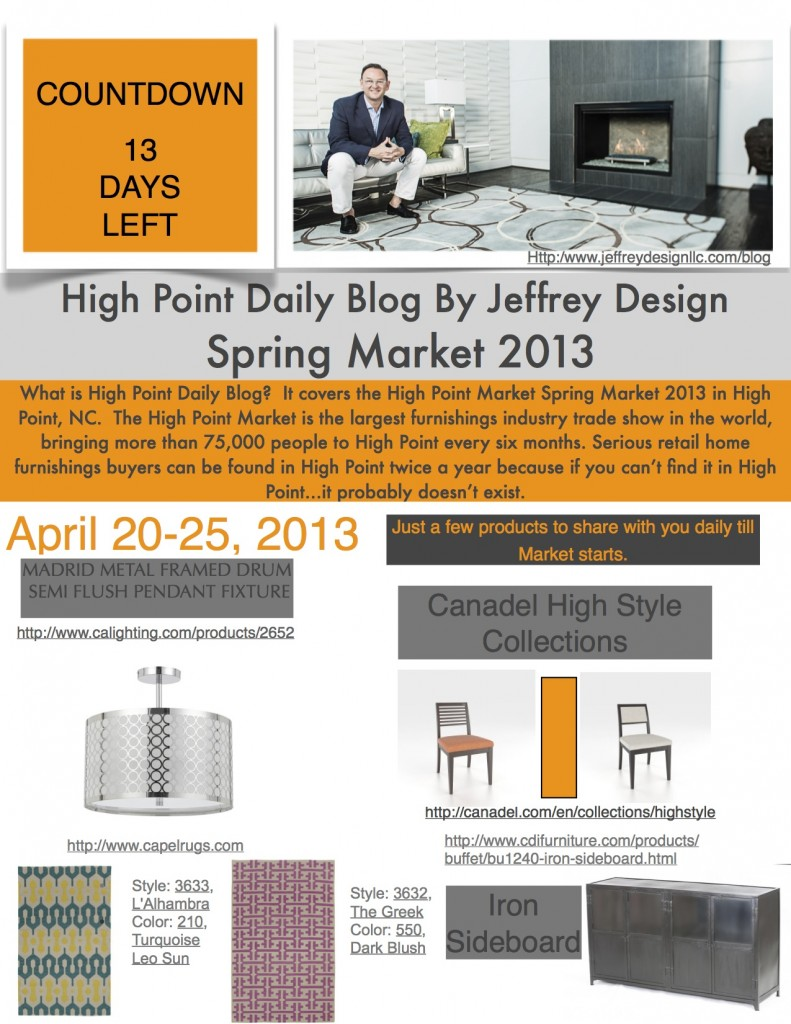 High Point Market Daily Blog 4713