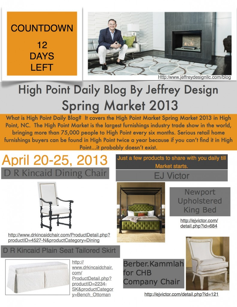 High Point Market Daily Blog 4813