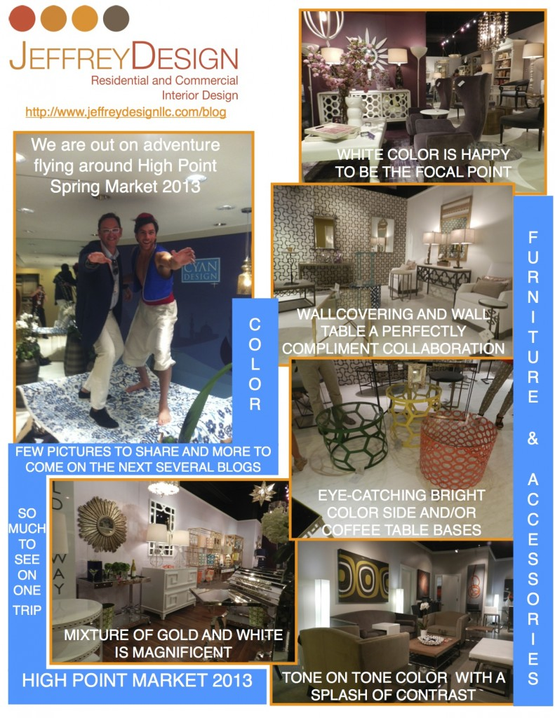 High Point Spring Market 2013 Live Part One