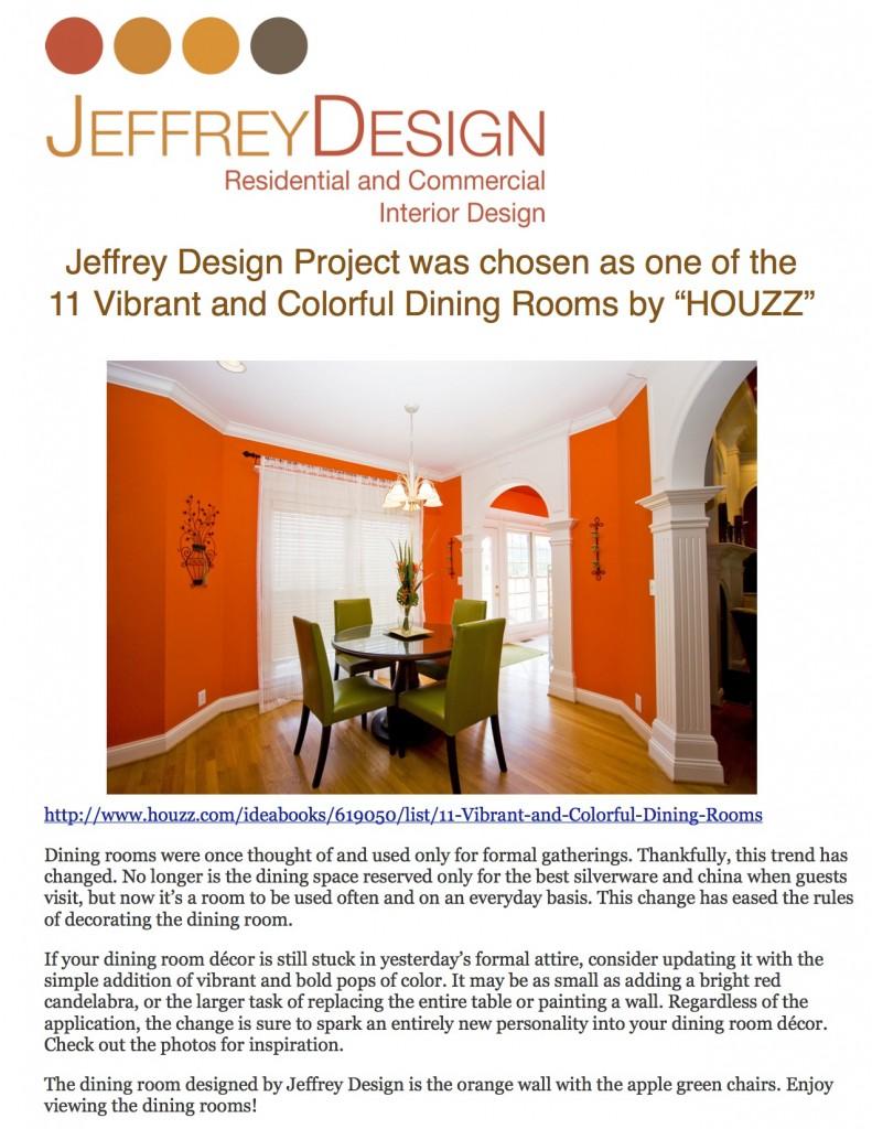 Jeffrey Design Blog - Houzz
