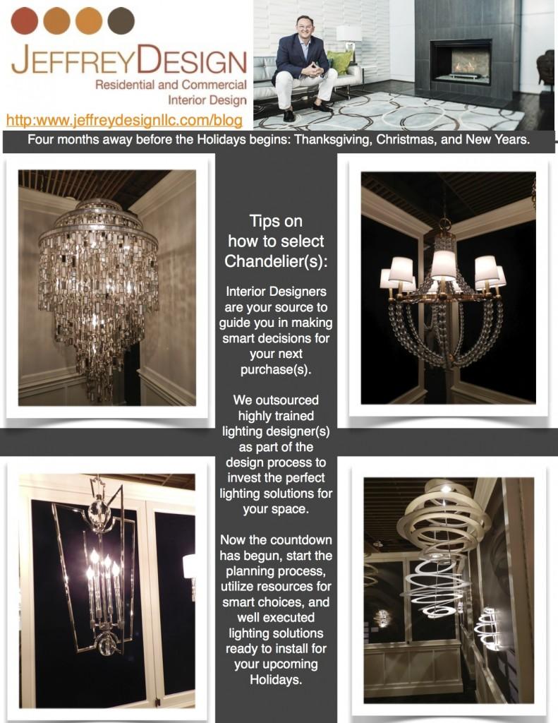 Jeffrey Design Blog Pg 2 - Chandeliers