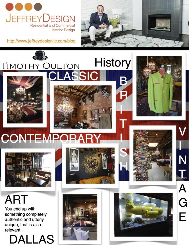Jeffrey Design Blog - Timothy Oulton